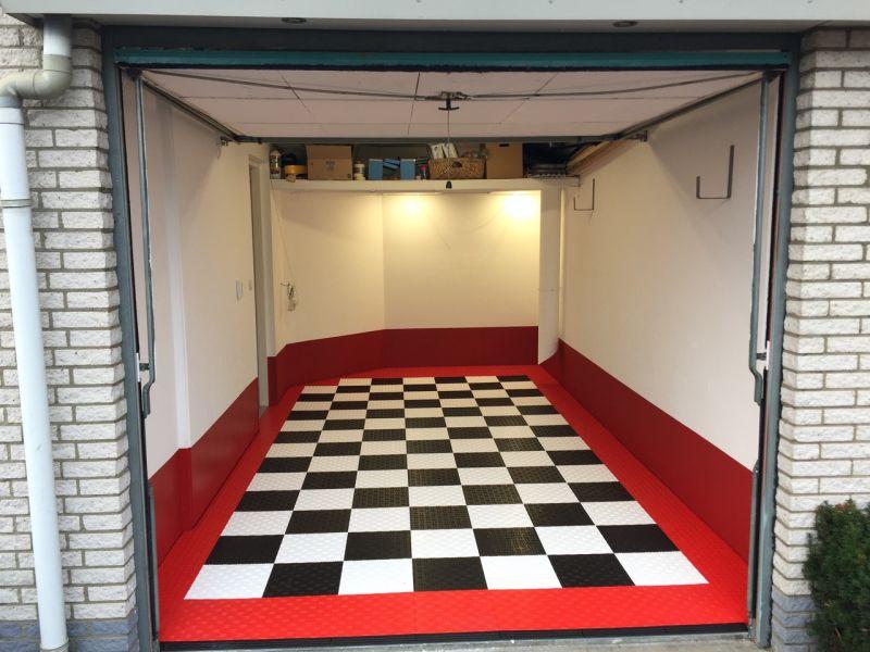 Tegels Voor Garage.Garagevloertegels Voor Het Eenvoudig Leggen Van Garagevloeren